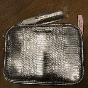 Brand New Victoria's Secret Silver Bag